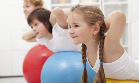 Приучаем ребенка к занятиям спортом