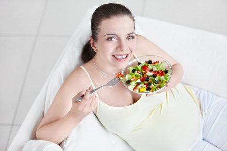 Рацион питания во время беременности