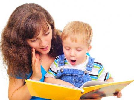 Как помочь родителям развить речь у детей?